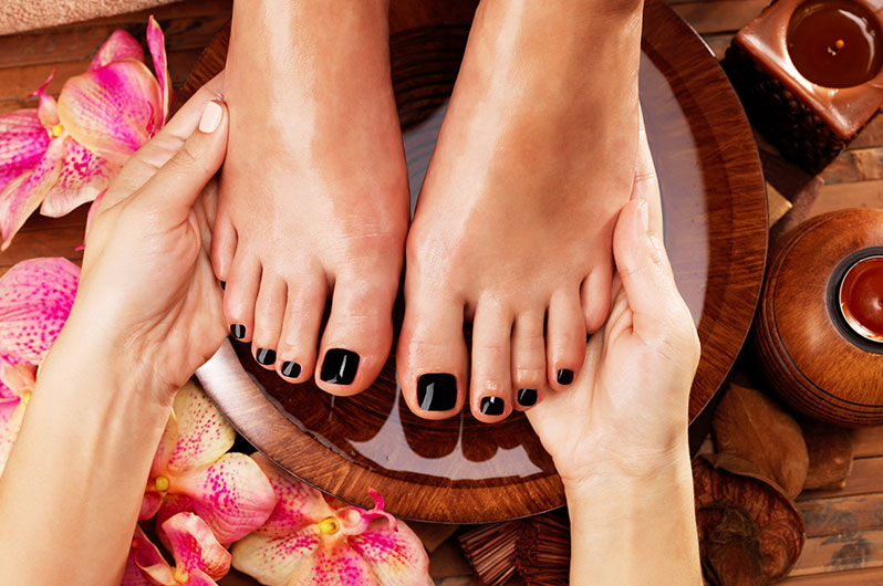 Exquisite Salon & Spa LLC Pedicures